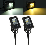 10W Waterdicht IP65 Wit / Warm Wit LED Flood Light Outdoor Tuin Beveiligingslamp
