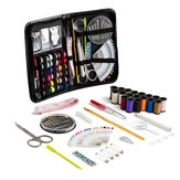 91pcs Kit de Costura Portátil Home Travel Emergency Professional Sewing Set