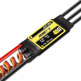 HTIRC Hornet 2-4S 40A Brushless ESC With 5V/3A BEC For RC Airplane