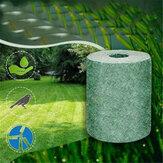20 x 300 x 1 cm tapis de graine d'herbe biodégradable engrais jardin pique-nique jardin fournitures