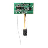 WPL B36 C24-1 C34 1/16 RC Receptor de placa de circuito sobressalente para peças de modelo de veículos totalmente proporcionais