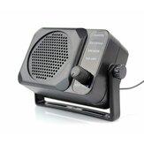 CB Radio Mini altavoz externo NSP-150v jamón para transceptor HF VHF UHF HF RADIO DE COCHE Qyt Kt8900 Kt-8900