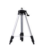 100/120/150cm Adjustable Aluminium Alloy Tripod Base Contractor For Laser Level
