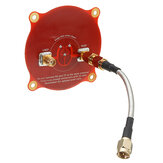 Realacc Triple Feed Patch-1 5.8GHz 9.4dBi Richtungskreis Polarisierte FPV Pagode Antenne