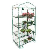 69 × 49 × 160 cm Jardim Casa Verde Mini Cobertura de Estufa Ao Ar Livre Quente Portátil Plantas de Flor De Jardinagem