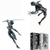 Figma Black Doll Man Figurka Archetyp Doll Figurka PVC ruchomy model Doll Toy