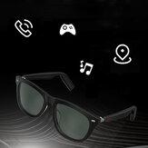 Bakeey E9 Akıllı Gözlükler bluetooth Telefon Görüşmesi Müzik Kontrolü Ses Yardımcısı bluetooth Gözlükler UV Koruyucu Güneş Gözlüğü