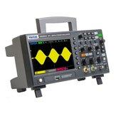 Hantek DSO2D15 Dual-Channel + AFG Digital Storage oscilloscopio 150MHz 1GSa / s Signal Generator oscilloscopio 2 in 1