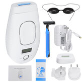 3 IN 1 Laser Electric Hair Removal Device Epilator Body Facial Hair Shaver Razor + Glasses