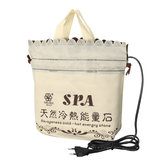 220V SPA Massage Heating Bag Hot Stone Warmer Heater Device