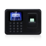 Uku H1 Fingerprint Attendance Machine Fingerprint Code Admission Attendance Machine Fingerprint Identification Driver-free English Attendance Machine