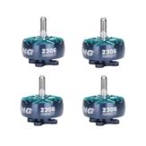4X iFlight XING2 2306 2555KV 4S Бесколлекторный мотор для 5 дюймов 5,1 дюймов 6 дюймов RC Дрон FPV Racing