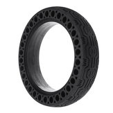 Solid Tire Honeycomb Anti-Explosion For Ninebot es1/2/3/4 Electric Scooter