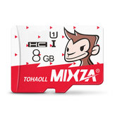 Mixza Year of Monkey Limited Edition 8GB U1 TF Micro Memory Card for Digital Camera MP3 TV Box Smartphone