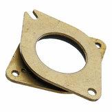 3 unids Amortiguador motor Amortiguador de Vibraciones para Impresora 3D Nema17 Stepper motor