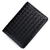 Men And Women Genuine Leather Ultra - Light Thin Wallet