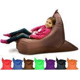 100 * 130CM Oxford Giant Large Kinder Sitzsackbezug Indoor Outdoor Sitzsack Garten Wasserdichtes Kissen