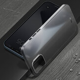 Baseus for iPhone 12 Pro Max Case Matte 0.4mm Ultra Thin PP Anti-Scratch Anti-Fingerprint Translucent Protective Case