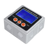 360° Single and Dual Axis Digital Protractor LCD Angle Finder Inclinometer Level Ruler w/ Magnetic