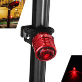 INFUN R30 20LM Red LED Bike Tail Lights IPX6 Waterproof 4 Modes Warning Flashlight