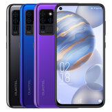 OUKITEL C21 Global Version 6,4 polegadas FHD + Tela perfurada 4000mAh Android 10 20MP Câmera frontal 4GB 64GB Helio P60 4G Smartphone