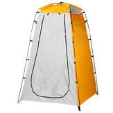 الخصوصية دش المرحاض التخييم خيمة المضادة للأشعة فوق البنفسجية ضد للماء التصوير خيمة ظلة المظلة في الهواء الطلق شاطئ السفر