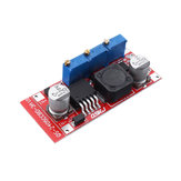 DC-DC 7-35V ke 1.25-30V CC CV Driver LED Buck Converter Power Supply Pengisian Step Down Module