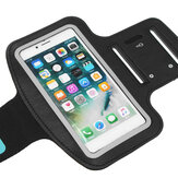 Sports Running Gym Pantalla táctil con brazalete Caso Funda con bolsa para iPhone7 Plus