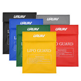 URUAV Impermeabile antideflagrante Colorful Lipo Batteria Sicurezza Borsa 30X23cm