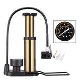 WHEEL UP Bicycle Pump 160 Psi MTB Bike Air Inflator Bike Pump With Gauge