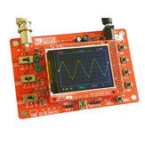 Original JYETech DSO138 Assembled Digital Osciloscópio Módulo de Medição Eletrônica