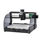 Verbesserter 3018 Pro CNC-Graveur DIY 3-Achsen-GRBL-Lasergravurmaschine Holzfräser