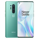 OnePlus 8 Pro 5G Global Rom 6,78 tum QHD + 120Hz Uppdateringsfrekvens IP68 NFC Android 10 4510mAh 48MP Quad Rear Camera 12 GB 256 GB Snapdragon 865 Smartphone
