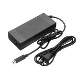 Electric Skateboard Adapter Charger 42V 1.7A US Plug for M365 Electric Scooter