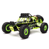 WLtoys 12427 2.4G 1/12 4WD Crawler RC Car Dengan Lampu LED