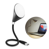 Foldable Wireless bluetooth Speaker Dual Color LED Lamp USB Power Supply Desk Lamp Music LED Lamp