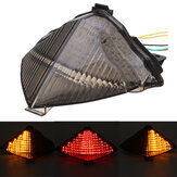 12V Motorcycle LED Tail Light Brake Turn Signals For Yamaha YZF-R1 YZF R1 2004-2006