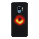 Bakeey Black Hole Scratch Resistant Tempered Glass Protective Case For Samsung Galaxy S9
