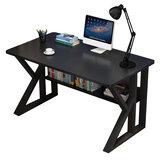 Fashion Computer Laptop Table Bedroom Bookshelf Tavolo in legno per notebook Home