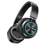 Kopfhörer Drahtlose Bluetooth-Kopfhörer Faltbares Headset Stereo Super Bass Stereo HIFI V4.2 Over-Ear-Headset-Kopfhörer