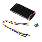 Nextion Enhanced NX4024K032 3,2 polegadas HMI Inteligente Inteligente USART UART Serial Touch TFT LCD Painel de exibição do módulo de tela para kits Raspberry Pi
