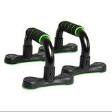 1 Çift Push Up Standlar Kaymaz Yastıklı Köpük Kavrama Spor Standı Standı Ev Fitnes Egzersiz Aletler