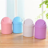 Mini Afvalbak Bureaublad Garbage Basket Home Table Afvalcan Dustbin Container