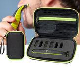 Philips Norelco Oneblade Hydbrid Electric Saç Kesme Tıraş Bıçağı QP2520 için Kılıf Taşıma Tıraş Kese