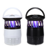2 in 1 5V USB Elektrikli Sivrisinek Dispeller LED Lamba Katil Böcek Fly Bug Zapper Tuzak Lamba