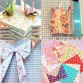 72枚折り紙DIYクレーンクラフト折り紙様々なパターン