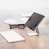 Guildford Aluminiumlegierung 270 Grad Drehung Anti-Rutsch-Desktop-Halter für iPhone Handy Tablet