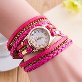 Fashion Casual Shell Surface Diamond Bracelet Watch Women Quartz Watch