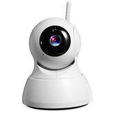 1080P HD Bezdrátová IP kamera WiFi IR Zabezpečená webová kamera Baby Monitor Camera Pan Tilt