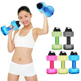 2.5L Large Capacity BPA Free Gym Training Drink Dumbbell Water Bottle Travel Sport Cup Kettle Jug